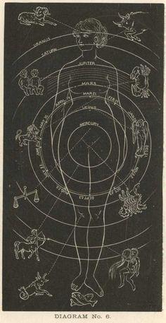 zodiac mémoire du corps