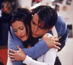 Also, Monica and Joey were originally intended to be the main couple on the show.