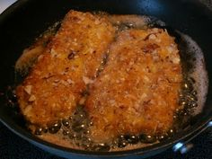 Cooking with Jax: Almond Crusted Halibut
