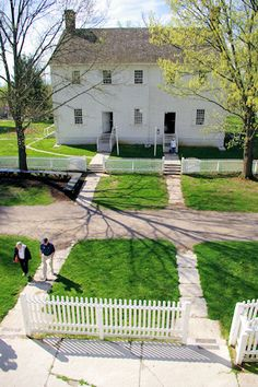 Meeting House (1820)--Shakertown--Pleasant Hill, KY