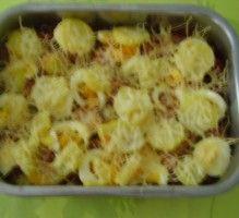 ça a pas l'air bon çaaaa, et hop, un gout de hongrie Recette - Plat hongrois ou rakott krumpli - Notée 4.2/5 par les internautes