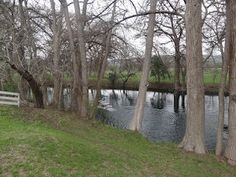 The most peaceful place on Earth! Leakey Springs in Texas.