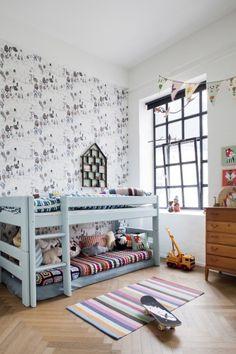 39 best bunk bed inspiration images bunk beds playroom kids bunk rh pinterest com modern bunk bed inspiration bunk bed bedroom inspiration