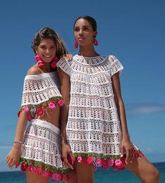 Crochet Shawl Boho Bohemian Style Ideas For 2019 Black Crochet Dress, Crochet Cardigan, Crochet Shawl, Knit Crochet, Crochet Style, Crochet Summer, Crochet Tops, Bohemian Style Dresses, Crochet Dresses