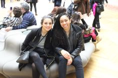 The Louvre - With the most amazing friend I have ever had - Paris, France - February 2014