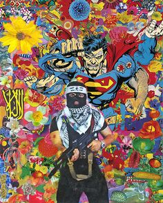 New Global War - Superman against the Islamic Caliphate: two sides of the same coin