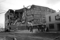 Great Alaskan Earthquake 3 27 1964 I Was There On