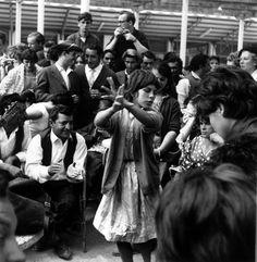 Lucien Clergue. Gypsies