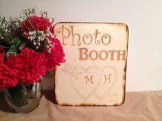 Wedding Decoration  Photo Prop  Photo Booth by TheSmilinBride, $20.00