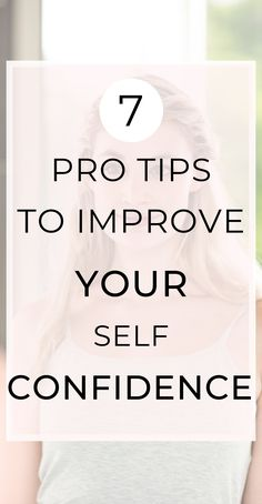 Want to improve self confidence? Here are 7 pro tips to improve self confidence. others equally acceptance on. Self Development, Personal Development, Improve Self Confidence, Improve Yourself, Finding Yourself, Self Acceptance, Love Tips, Self Improvement Tips, Self Care Routine