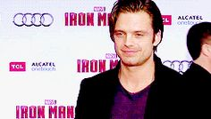 I Don't even know whats going on || Hes like perfection || I love him || Sebastian Stan || oh My