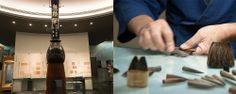 江戸時代から伝わる技術を持つ筆司は、現在1500人。その中で試験合格者である伝産法第24条8号により伝統工芸士に認定された伝統工芸士は、22人います。筆の原料となる動物の毛は、主に馬・やぎ・狸・鹿・いたちなどを使用しています。また、毛筆だけでなく画筆、化粧筆の生産も全国で1位です。優れた技術と経験を持つ職人が作り上げる熊野筆は大切な方へ送りたい品ですね。  http://www.fude.or.jp/ #Hiroshima_Japan #Setouchi