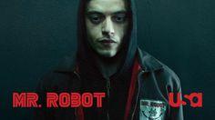 Mr. Robot - SpoilerTV Comic Con Interviews with Christian Slater Carly Chaikin & Grace Gummer