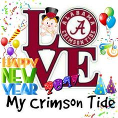 Alabama Football Team, Crimson Tide Football, Alabama Crimson Tide, Merry Christmas Pictures, Roll Tide, Memorial Day, Special Day, My Favorite Things, Crafts