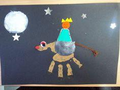 Trencaclosques: Tapes d'àlbum pel primer trimestre Christmas Presents For Grandparents, Present For Grandparents, Winter Christmas, Christmas Crafts, Christmas Ornaments, Tapas, Activities For Kids, Crafts For Kids, Footprint Art
