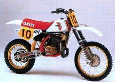 Yamaha YZM 495 1985