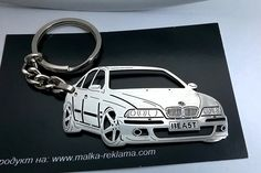 KEY CHAIN VOLKSWAGEN  3D  NOVELTY PLATE BRUSHED STAINLESS STEEL
