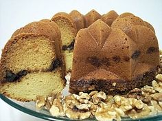 Culinary in the Desert: Walnut Coffee Cake