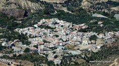 """#Almería - #Alcolea /36º 58' 19"""" -2º 57' 35"""" / Una nueva urbanización ha anticipado la llegada al casco urbano para los viajeros que procedentes de Berja o Ugíjar se acercan a nuestro término. La barriada de la Ermita es ya una realidad y el comienzo del pueblo."""