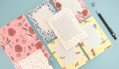 New stationery online! 10% off with 'loyalty10'
