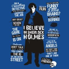 I Believe in Sherlock