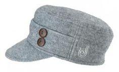 c1073536eb369 Men Women Winter Military Hat Cap Fashion Army Style Cadet Hats Caps ...