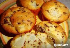 Csokis-körtés muffin Breakfast, Food, Morning Coffee, Essen, Meals, Yemek, Eten