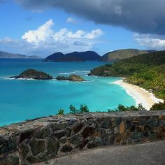 Beautiful Trunk Bay in St.John USVi Yes, the water really is turquoise and the sand is like sugar!