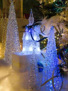 Blue Christmas by Cynthia Woods