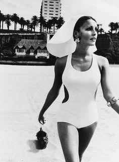 Sharon Tate in California, 1960's