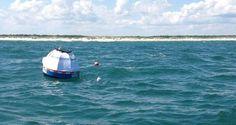 SAROS wave-powered desalination device