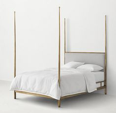 Chloe Four-Poster Bed