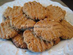 Cashew-Peanut Butter Cookies