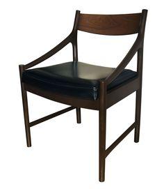 """silla """"edimburgo"""". Producida por van Beuren, c 1970. 4 unidades en venta!!!"""