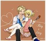 .lucy and sting