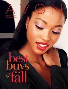 New Avon Catalog Campaign 19 – August 2014 | ThinkBeautyToday.com