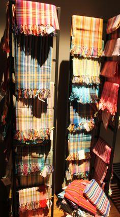 Handwoven textile - Voss Foundation African Bazaar
