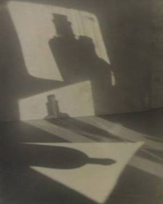 Jaromir Funke (1896–1945) Composition (Bottle shadows), 1927