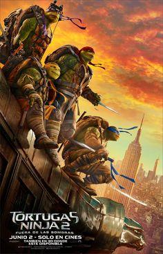 Tortugas Ninja 2:Fuera De Las Sombras