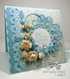 Lovely!!! I always love Grace's cards!