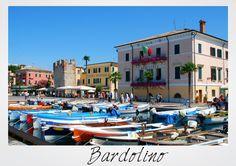 #Bardolino - Località del Garda - @GardaConcierge