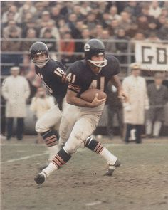 Nfl Bears, Nfl Chicago Bears, Bears Football, Football Fans, Nfl History, Sports Figures, Running Back, Coaches, Packers
