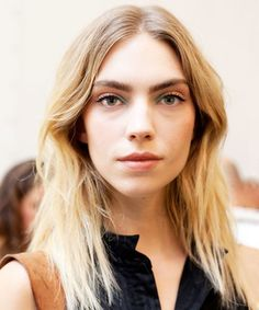 How To Go Blonde - Picking The Right Hair Color   Professional hairstyle Kyle White breaks down how to choose the right blonde for your skin, eyes, and lifestyle. #refinery29 http://www.refinery29.com/how-to-pick-the-right-blonde