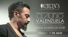 Vamos a ver a Claudio Valenzuela!