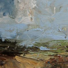 Louise Balaamartist information : My work is inspired by an emotional response to the natural world, in particular to the quality of light, which is a vital part of the mood of the paintings. I draw in the landscape and then paint intuitively in the studio, so that the work both has a sense of …