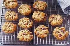 What to do with the new expensive muesli your child wants you to buy them for  breakfast, only to find they dont like it!    Basic but yummy muesli cookies...