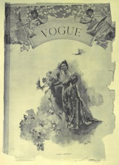 Condé Nast then changed it to a bi-weekly magazine, publishing it under Vogue Company and subsequently started Vogue overseas in the 1910s. Description from isabellasinspirations.wordpress.com. I searched for this on bing.com/images