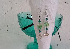 Pietre verdi e bianche