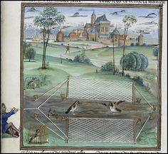 Henri de Ferrières, Les Livres du roy Modus et de la royne Ratio 196 by peacay, via Flickr