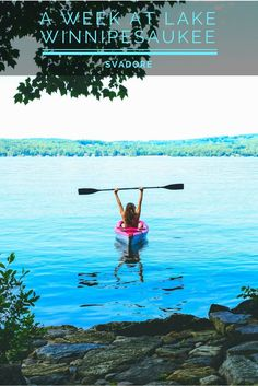 Boat hopping from dock to dock, looking for loons, stopping in towns for fresh ice cream, and taking quick hikes on some of the 250-plus islands are just some of the reasons why Lake Winnipesaukee is considered alive, peaceful and full in spirit as it�s n